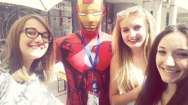 24hduMans Ironman Selfie ✌