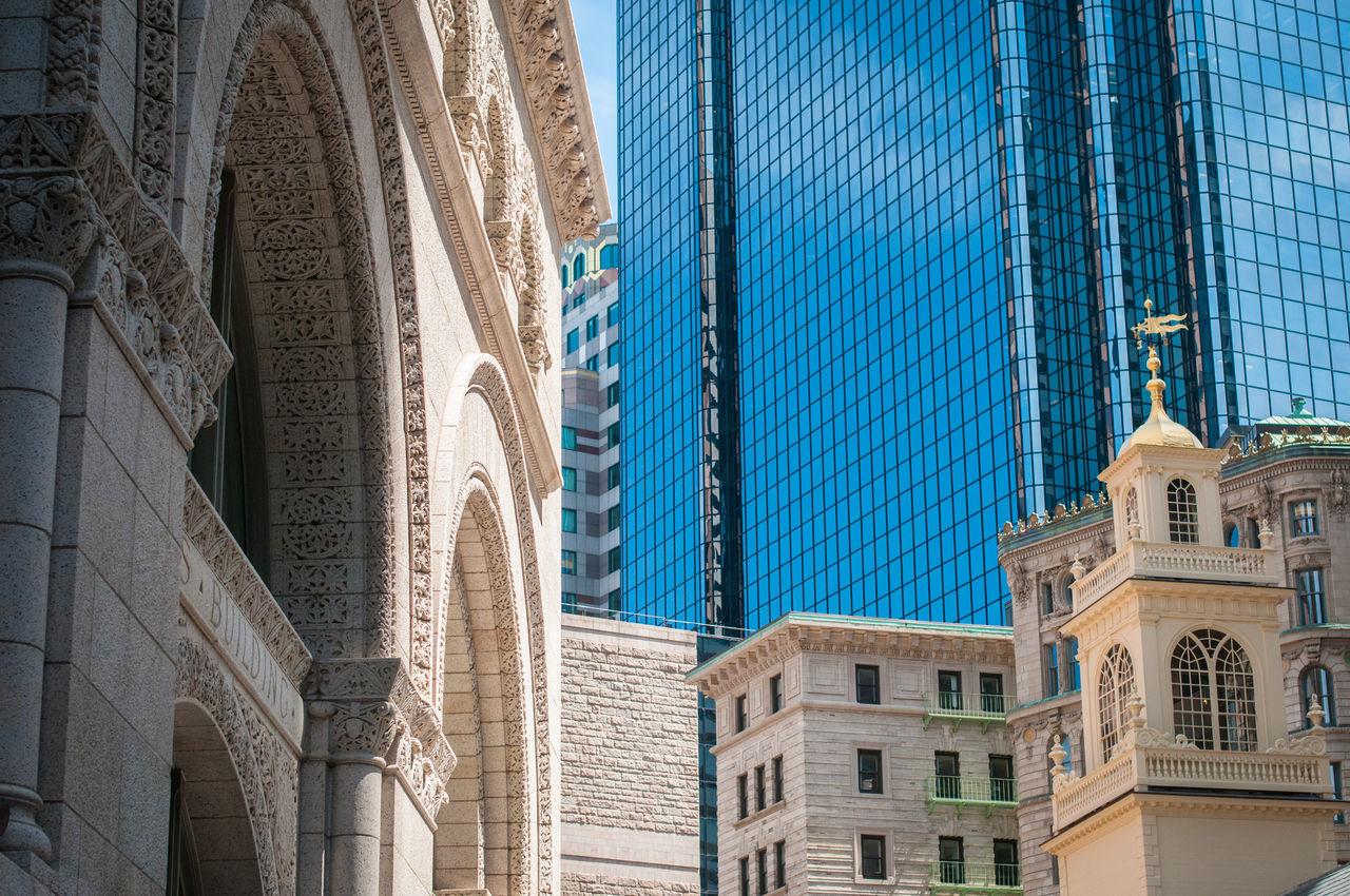 Beautiful stock photos of boston,  Blue,  Boston,  Building Exterior,  Built Structure