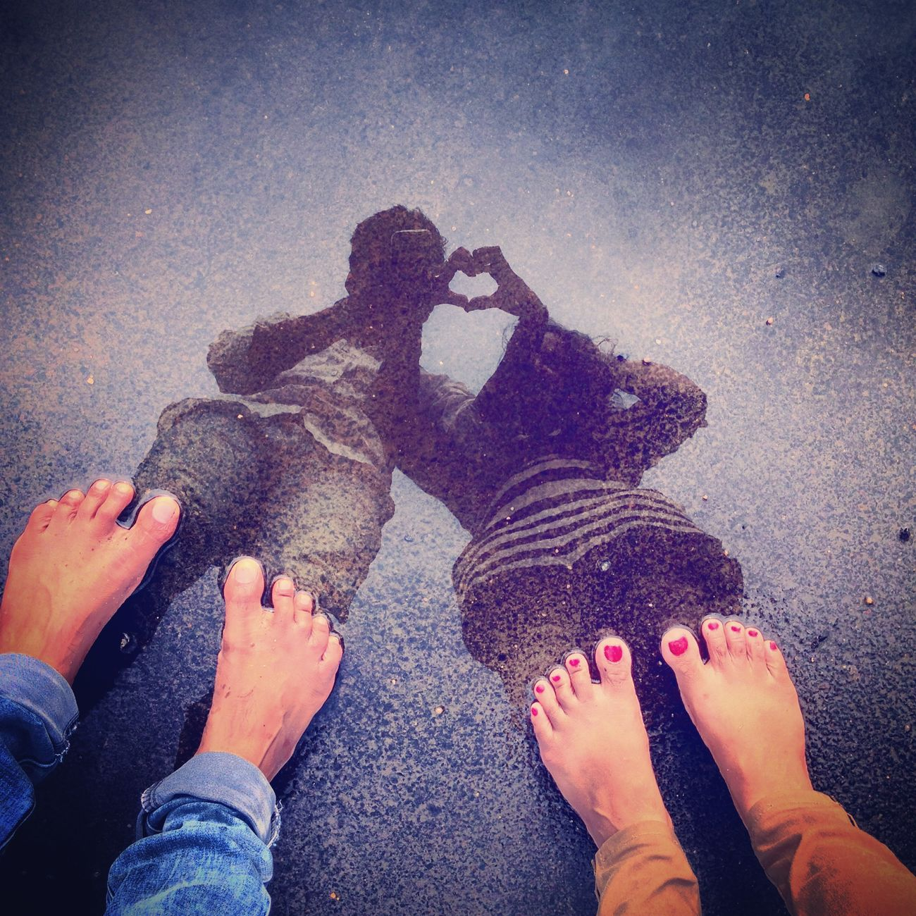 Barefoot Enjoying Life Mylifepartner Hello World First Eyeem Photo Love