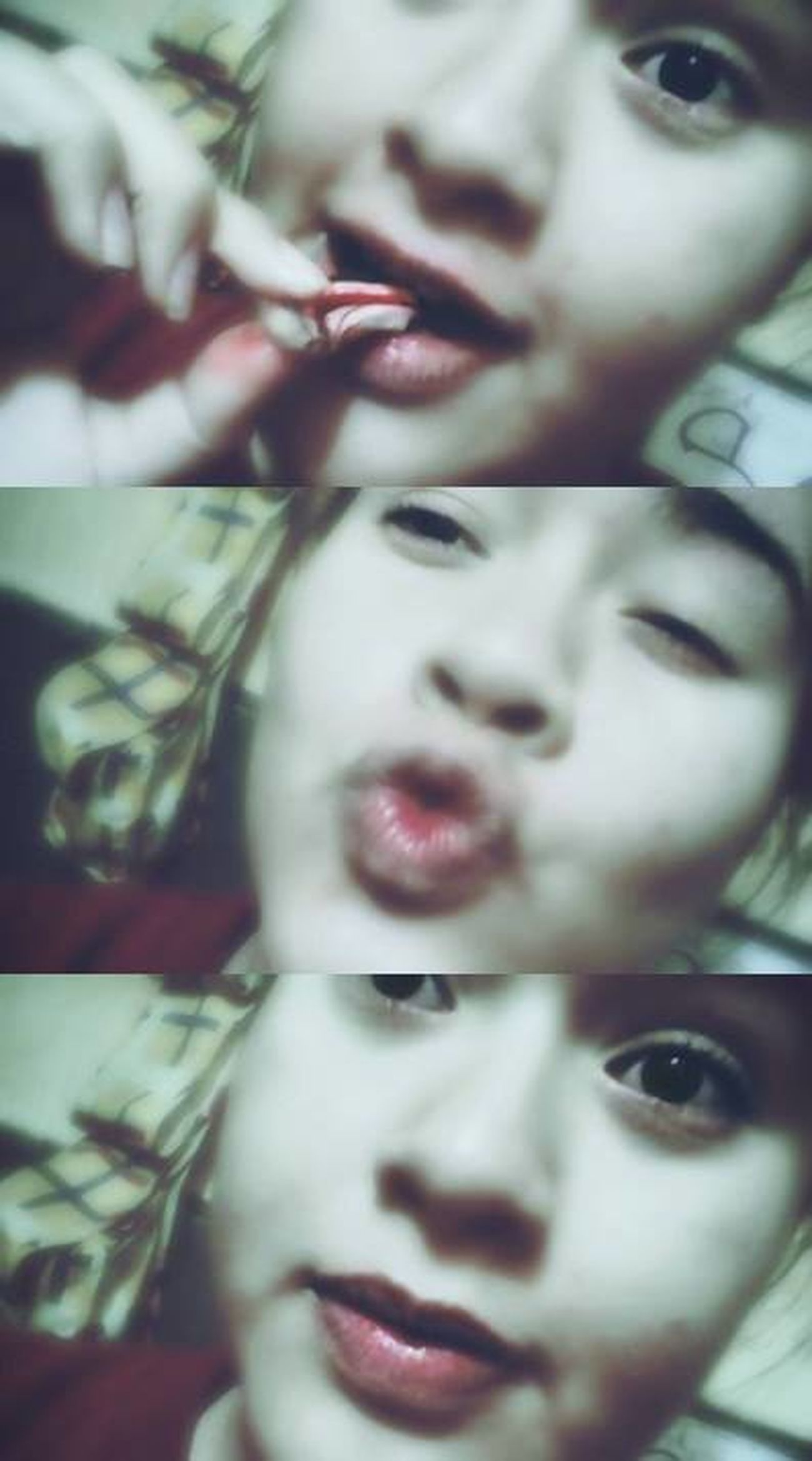 Dulce Labios Ojitos<3 Collage
