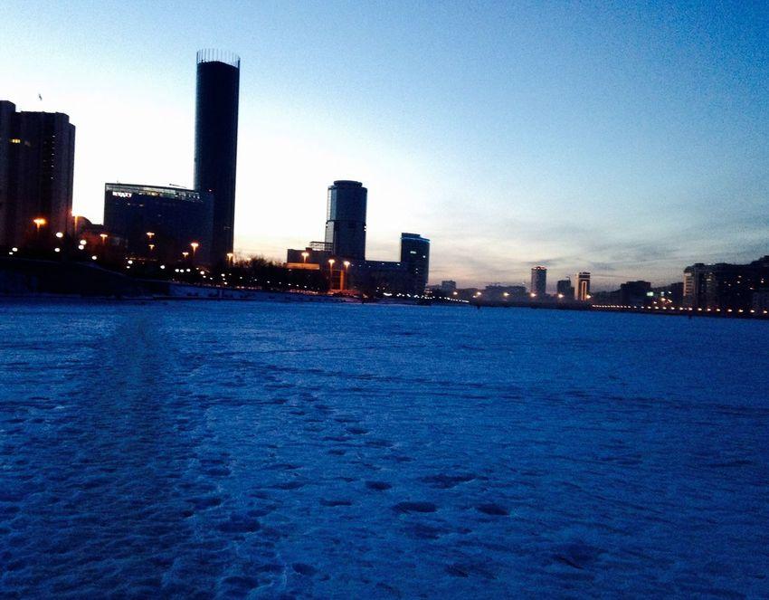 плотинка хороший вечер... вечер Екатеринбург 🎈👻