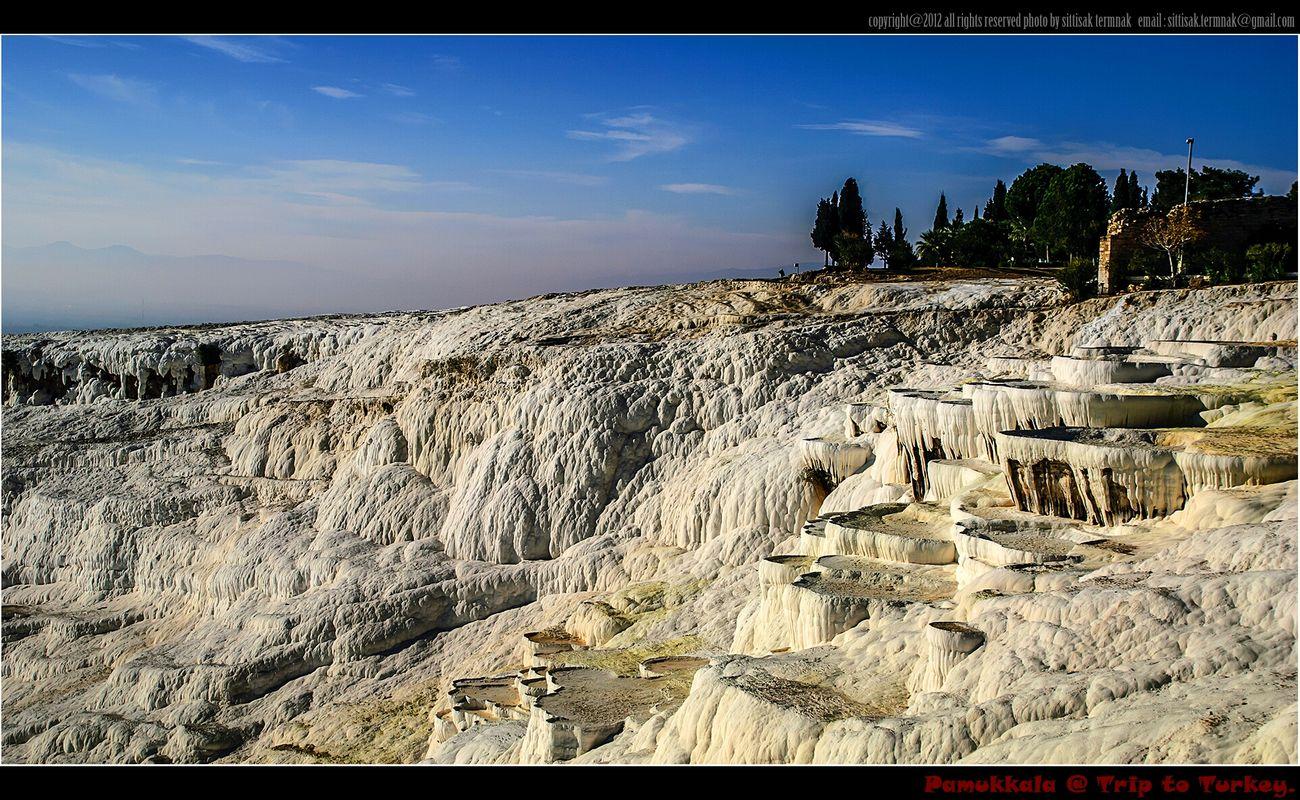 Pamukkala, Turkey. Turkey Travel Landscape_Collection Nature And Lanscapes