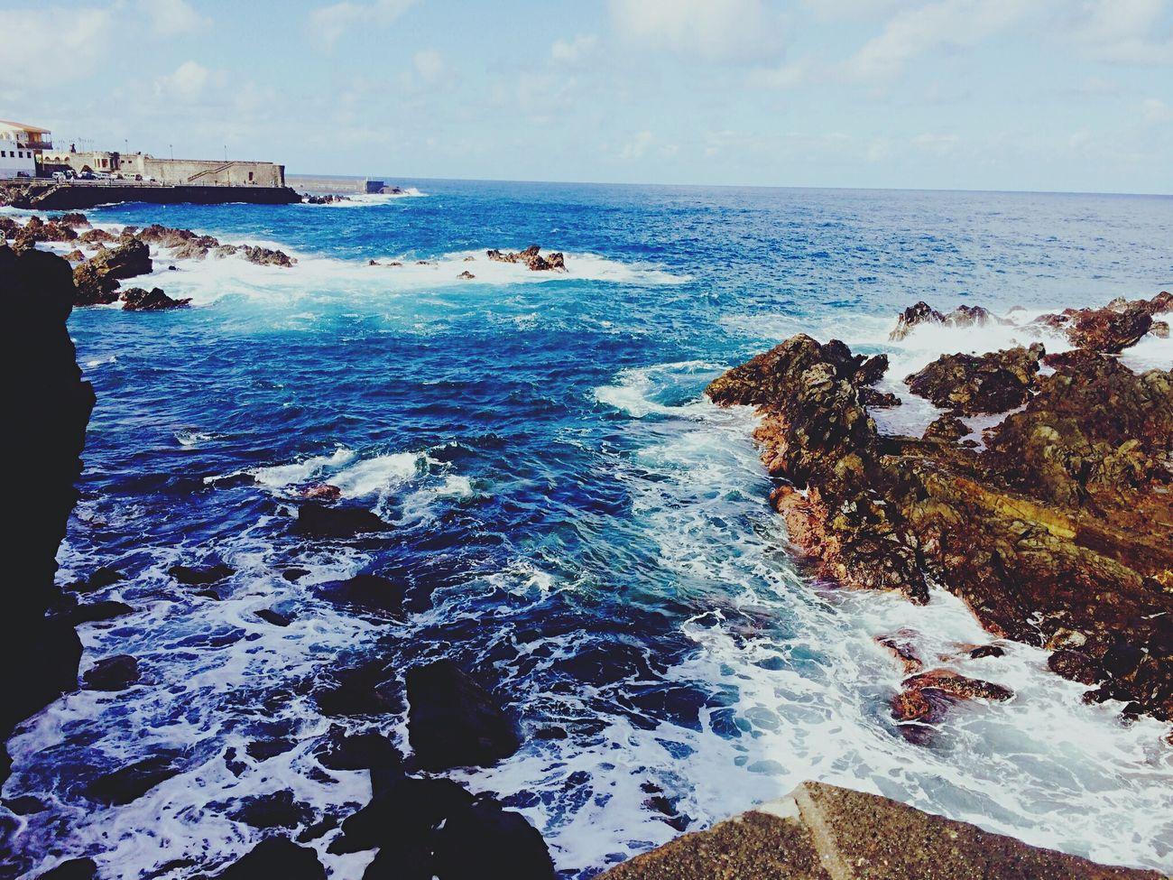 Sea Streetviewphotography Streetview Abroad Tenerife First Eyeem Photo