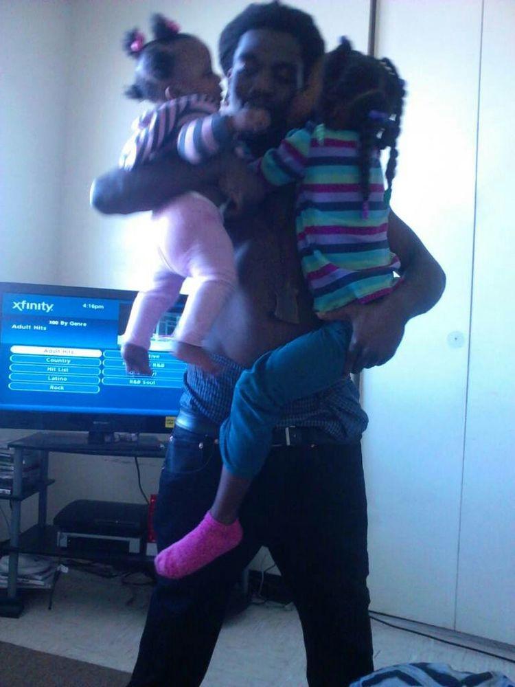 he love his kids