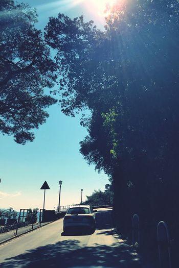 Roadtrip Traveling Italy❤️ Italian Riviera Sea Nature