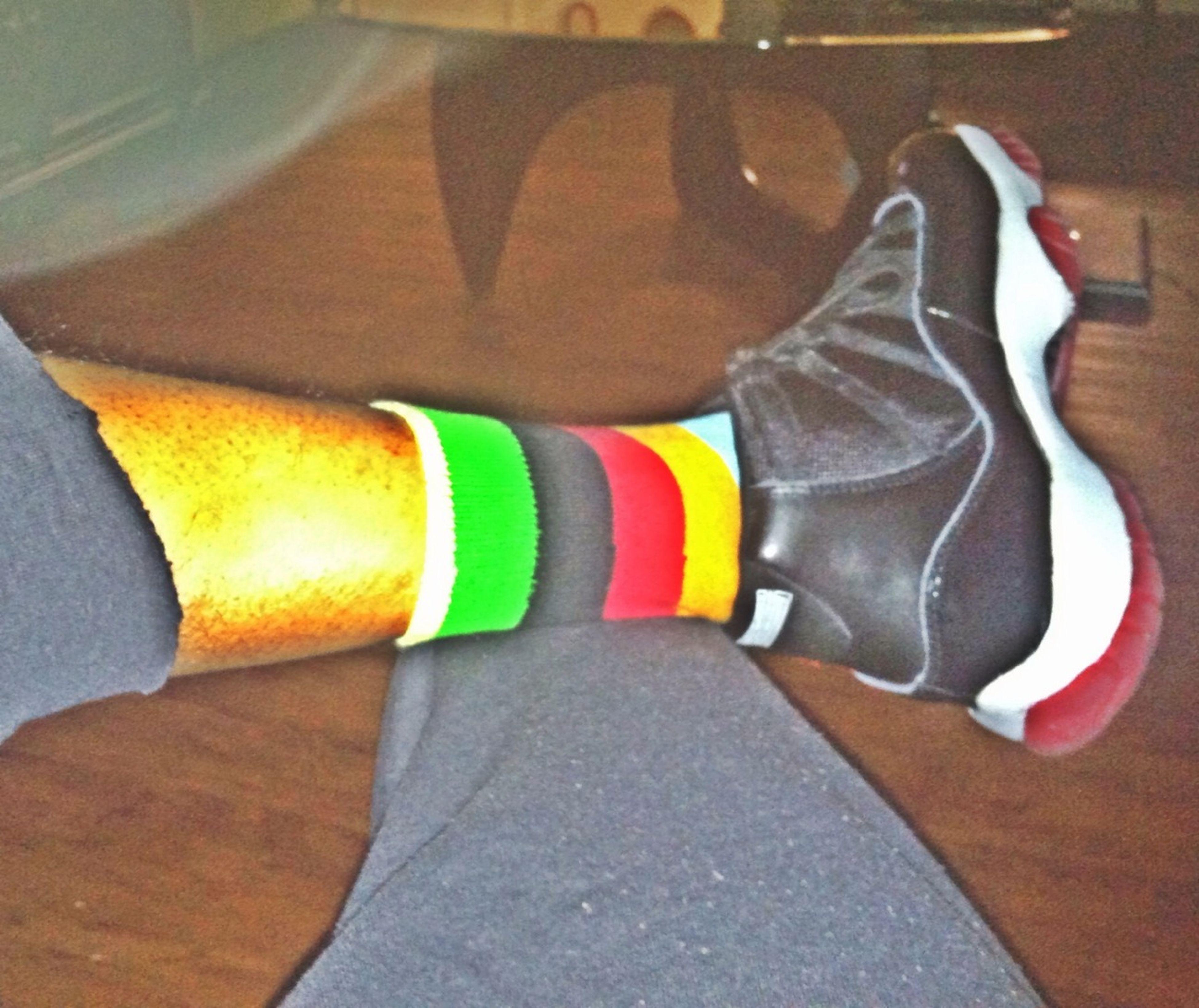 Chillin With The Gummie Bear Socks