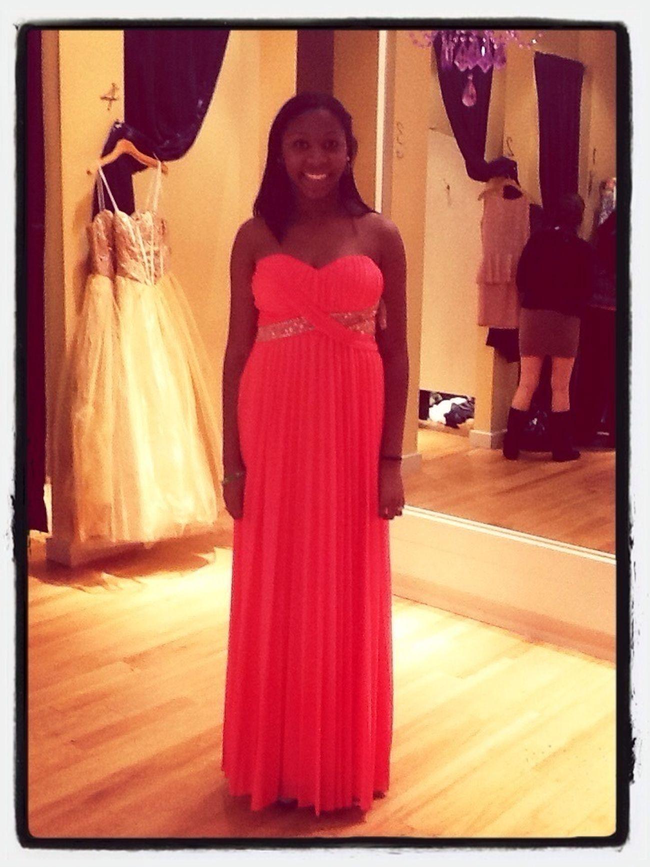 My Prom Dress