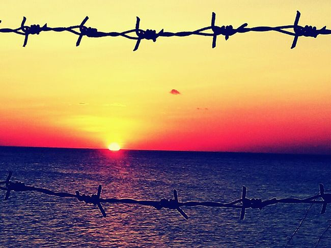 remove the boundaries between us... Sunset_collection Life Is A Beach Relaxing Enjoying Life Natural Beauty Hello World Wonderful Orange Sky