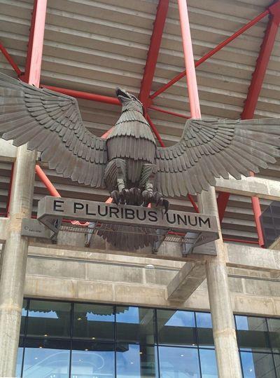 Benfica. Sport Benfica Football Stadium Eagle Mascot Fans Team
