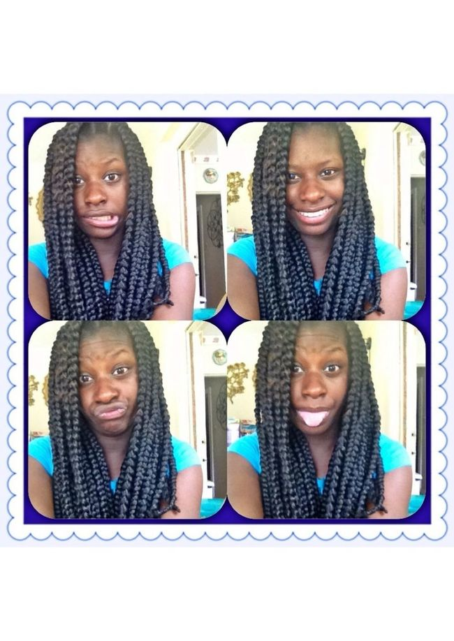 The many faces of me lol