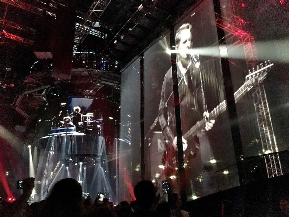 Muse Concert Hallenstadion Live Drones World Tour