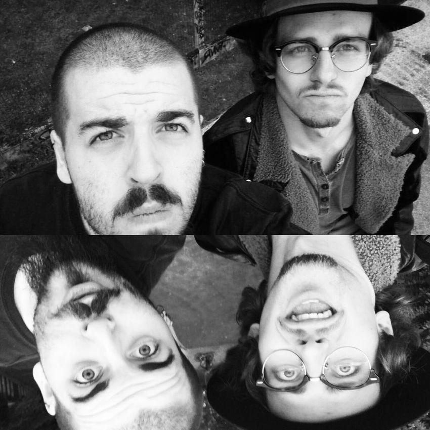 Goodboys Strangers Lifestyles Young Adult Facial Expression Headshot Enjoyment