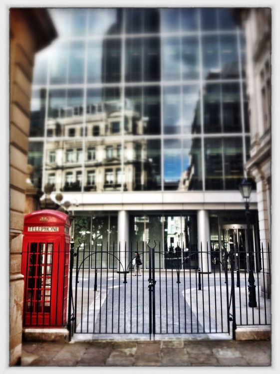 Dreaming at 23, Austin Friars by Ben_Oh