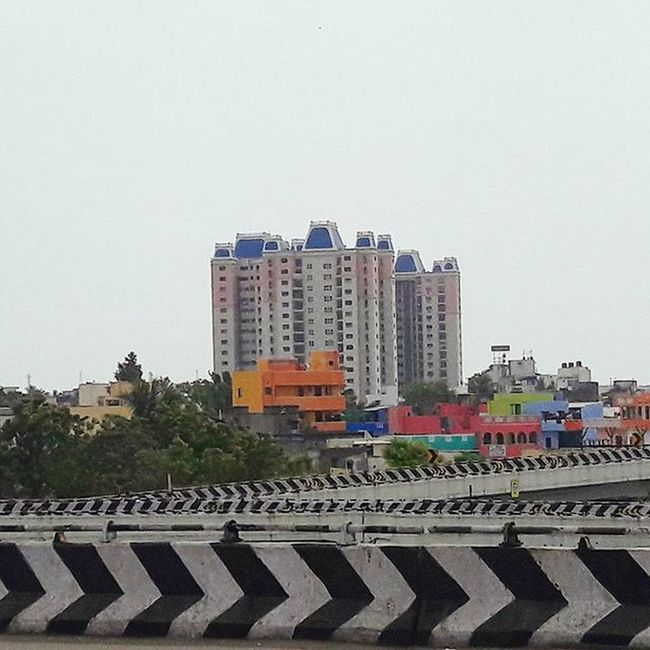 🏢Identification of Coyembedu (CMBT) 🏢 Chennai Cmbt Travel Highway Flyover Road Busterminal Buildings Appartment Living City Chennaicity Hallmark Emblem  Signs
