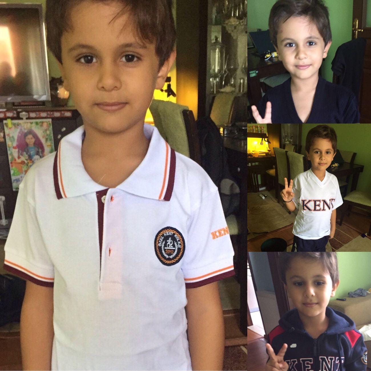 Oğlum büyür ve ilkokula başlar. Allah bütün çocukları sevinçlere boğması dileğle🙏🙏🙏🙏