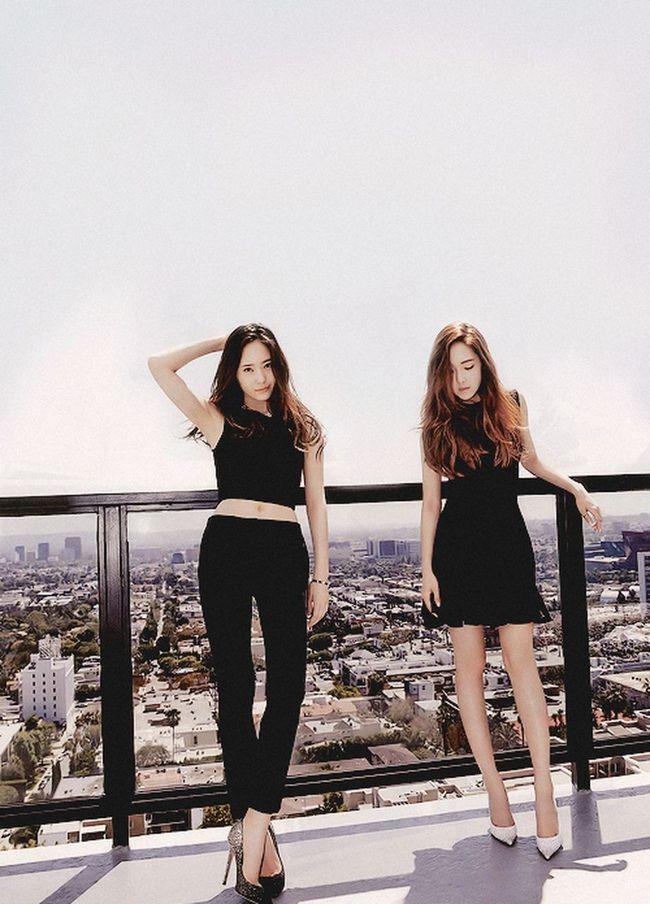 Jung sis SNSD F(x) Soojung Krystal Jessica Jung Korean Korean Girl