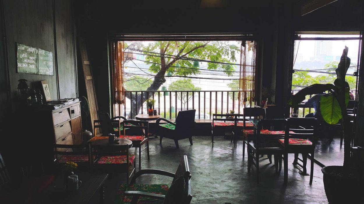Danang Cafe Cong Cafe Cong Vietnam Han River Early Morning Foggy Morning Fog Coffee Cigarette  Galaxynote3 EyeEmNewHere