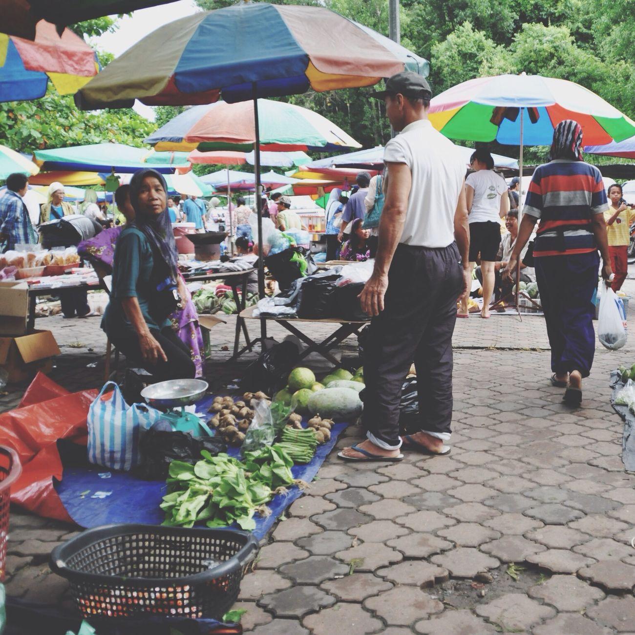 """tamu"" Market Tradition. ?? Borneo Sabah Tamu Market"