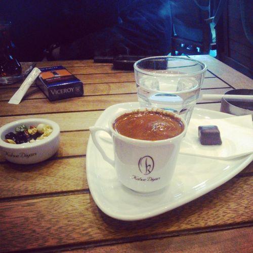Kahve Lezzet Tahammül