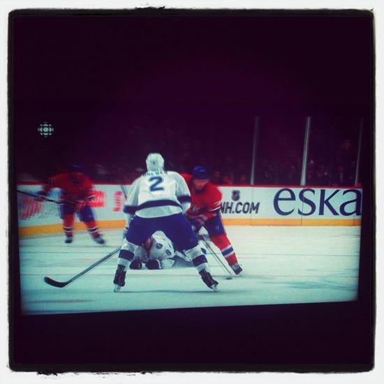 Stanley Cup Playoffs: GO HABS GO !!! Tv Hockey Habs