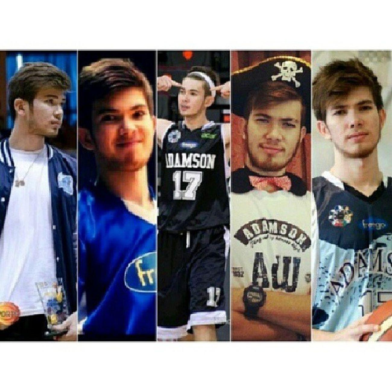 Rodney Brondial Gwaapoooo Sakuragi AdamsonMensBasketballPlayer Jersey17 @roadknee17 ♥_♥