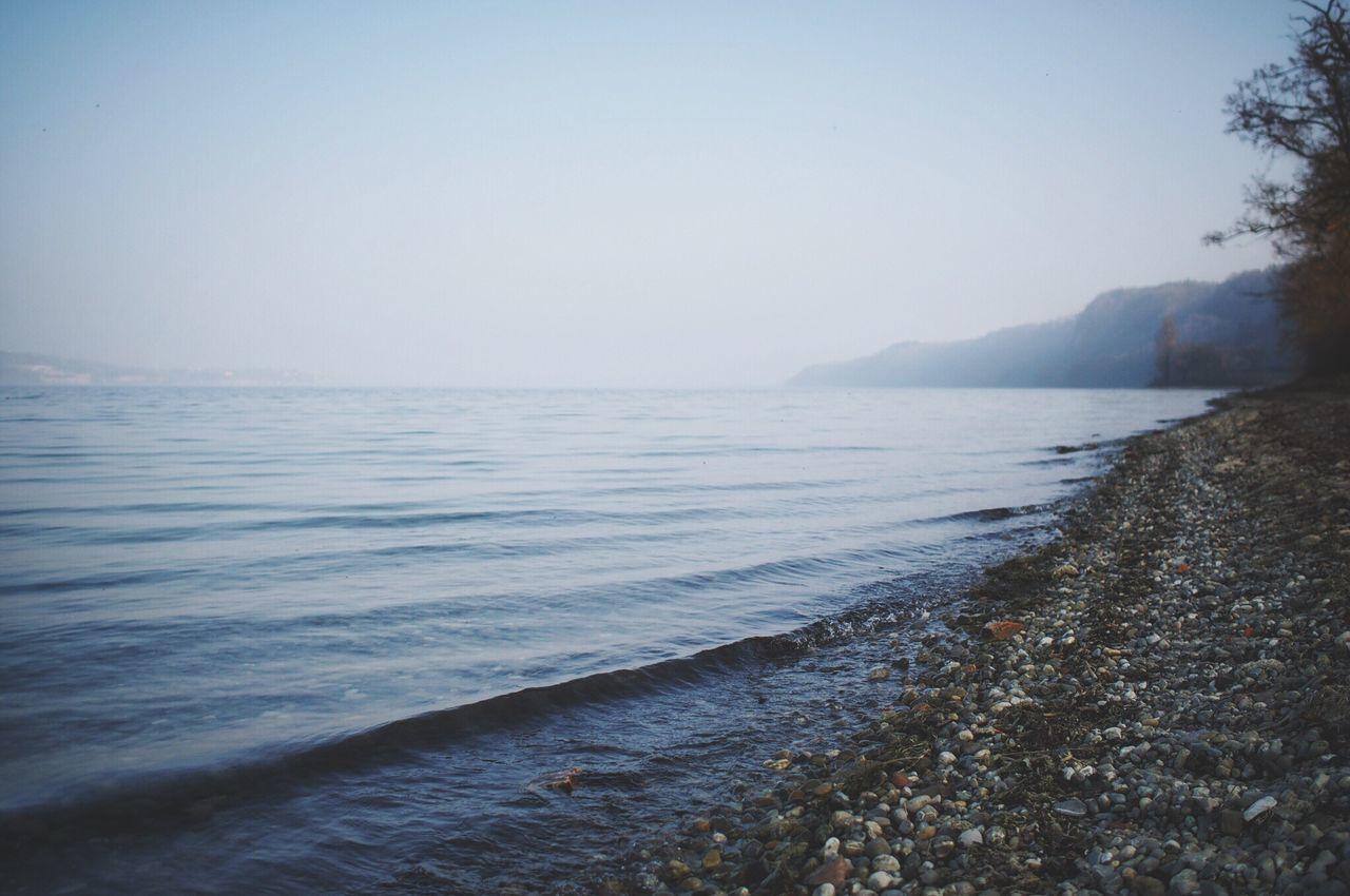 Nature Seaside Sea And Sky Landscape Taking Photos Enjoying Life Lake EyeEm Nature Lover