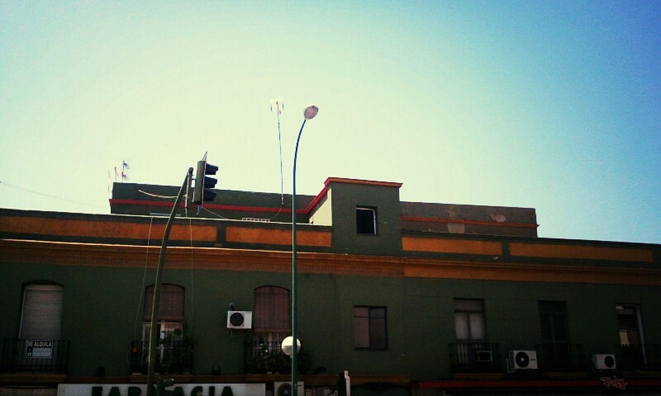 Casa verde Sky House Sevilla Seville