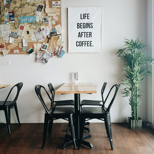 Life Begins After Coffee Coffee Time