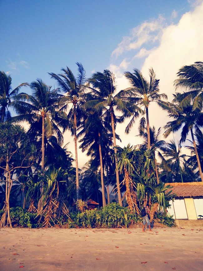 INDONESIA Lombok Beach