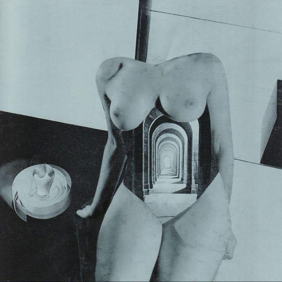 """""""Karel teige"""" 1946 Collage Illusions Legendary Artist Karelteige"""