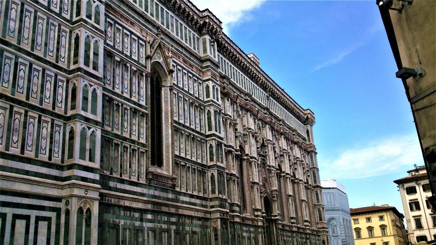 Architecture Building Exterior City Florenz Florenz/Firenze History Italy No People Outdoors Sky