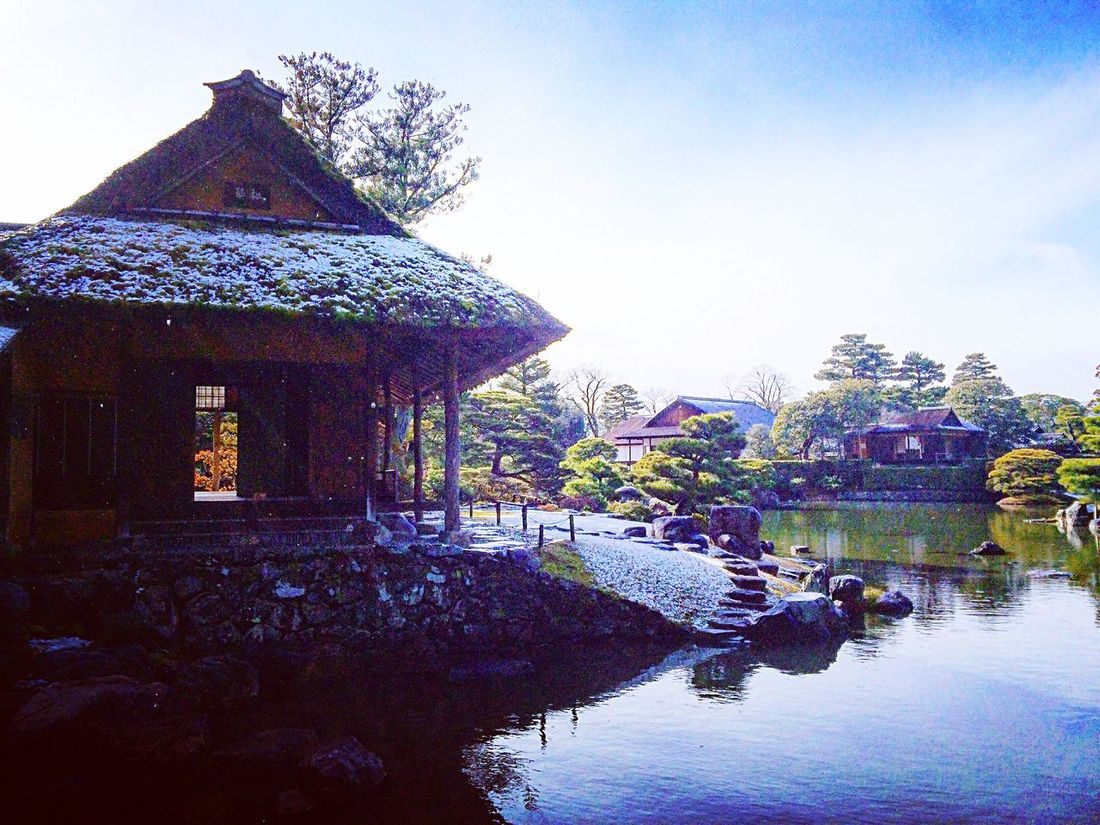 桂離宮 Kyoto 京都 庭園 Relaxing