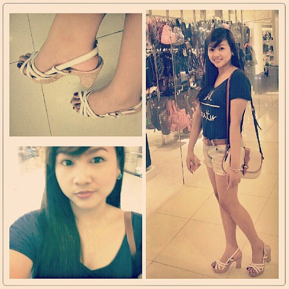 i'm 5inches taller now ! :) Ootd Vanity Selca Igers
