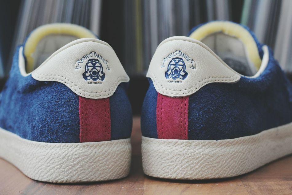 Converse cons Footpatrol