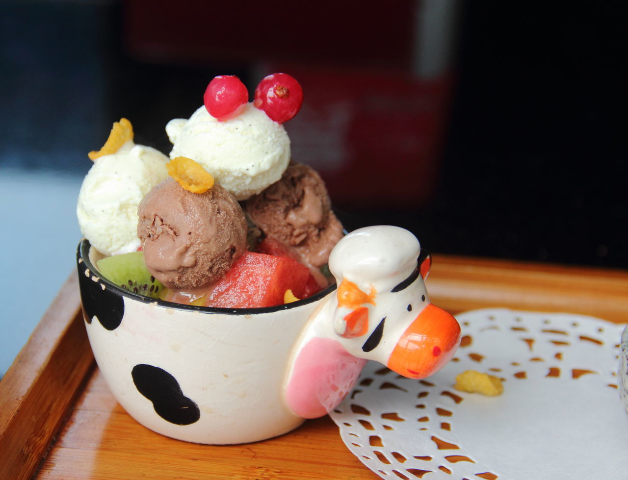 Beautiful stock photos of eiscreme,  Animal Representation,  Berry Fruit,  Bowl,  Close-Up