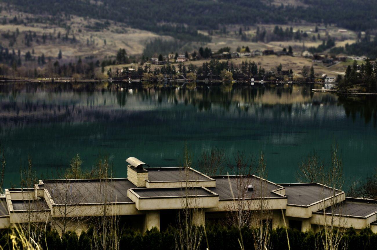 Waterfront Views Eye4photography  EyeEm Best Shots Lake Kalamalka Landscape
