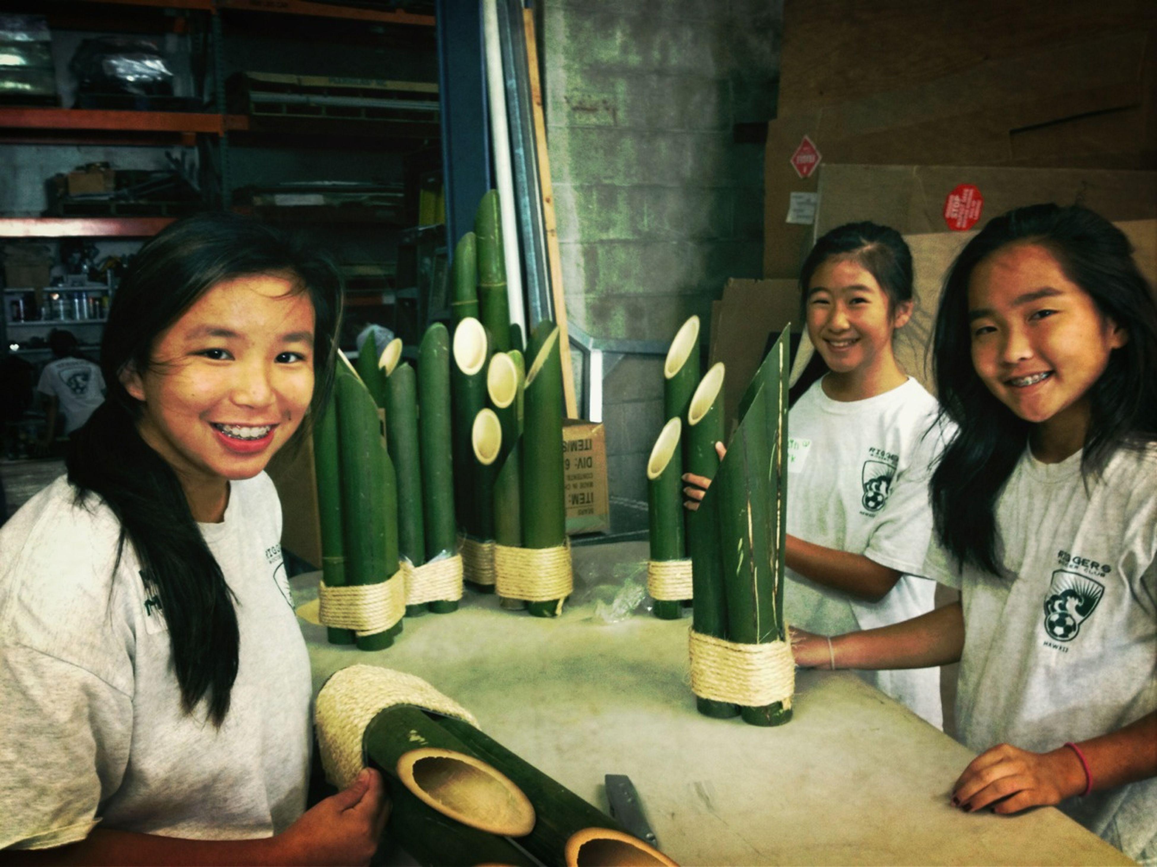 Bamboo Making