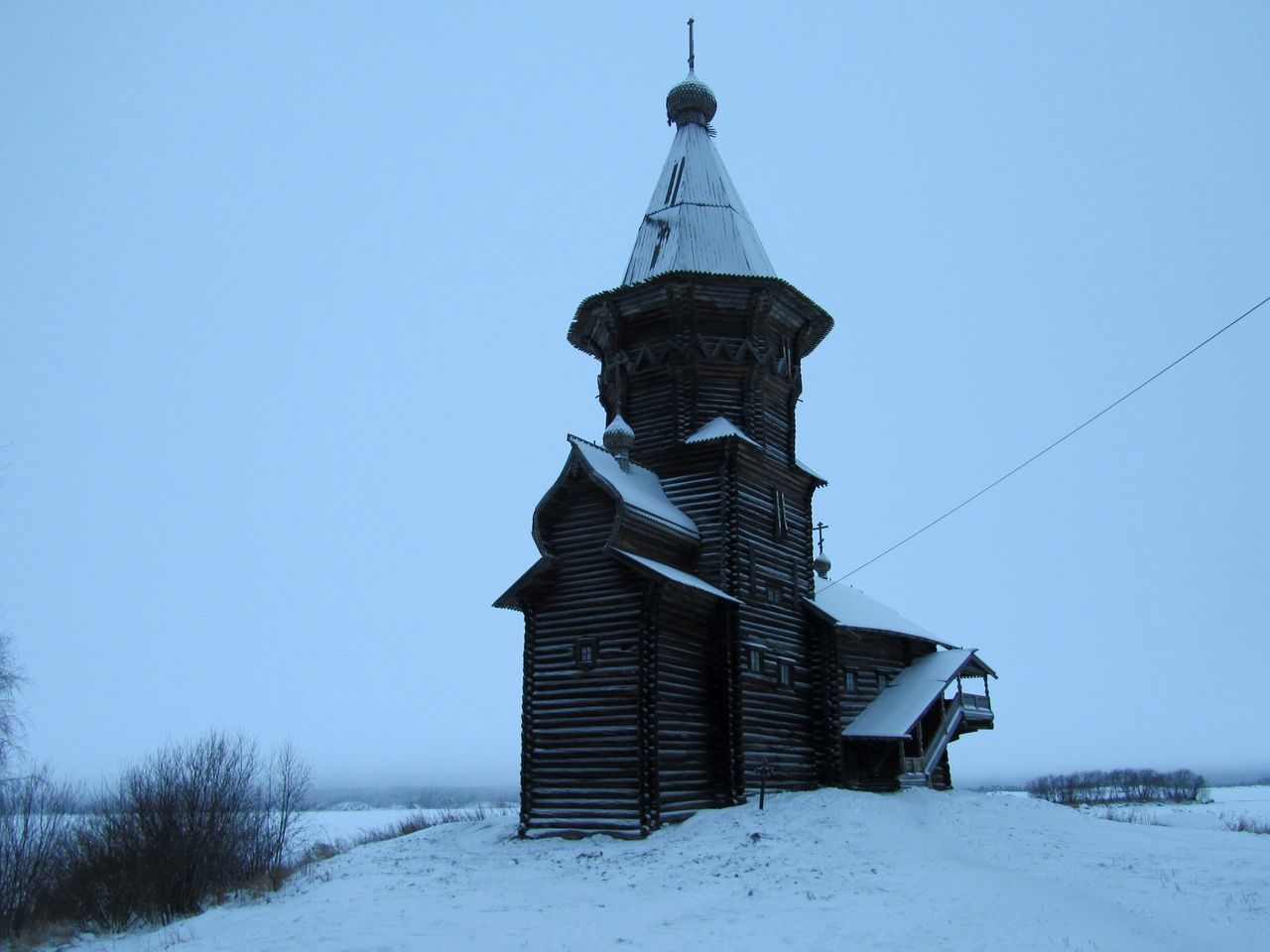 Snow Winter No People Architecture Cold Temperature Sky Day Karelia Karelian Nature New Years 2015 Church Minimalist Architecture The Architect - 2017 EyeEm Awards
