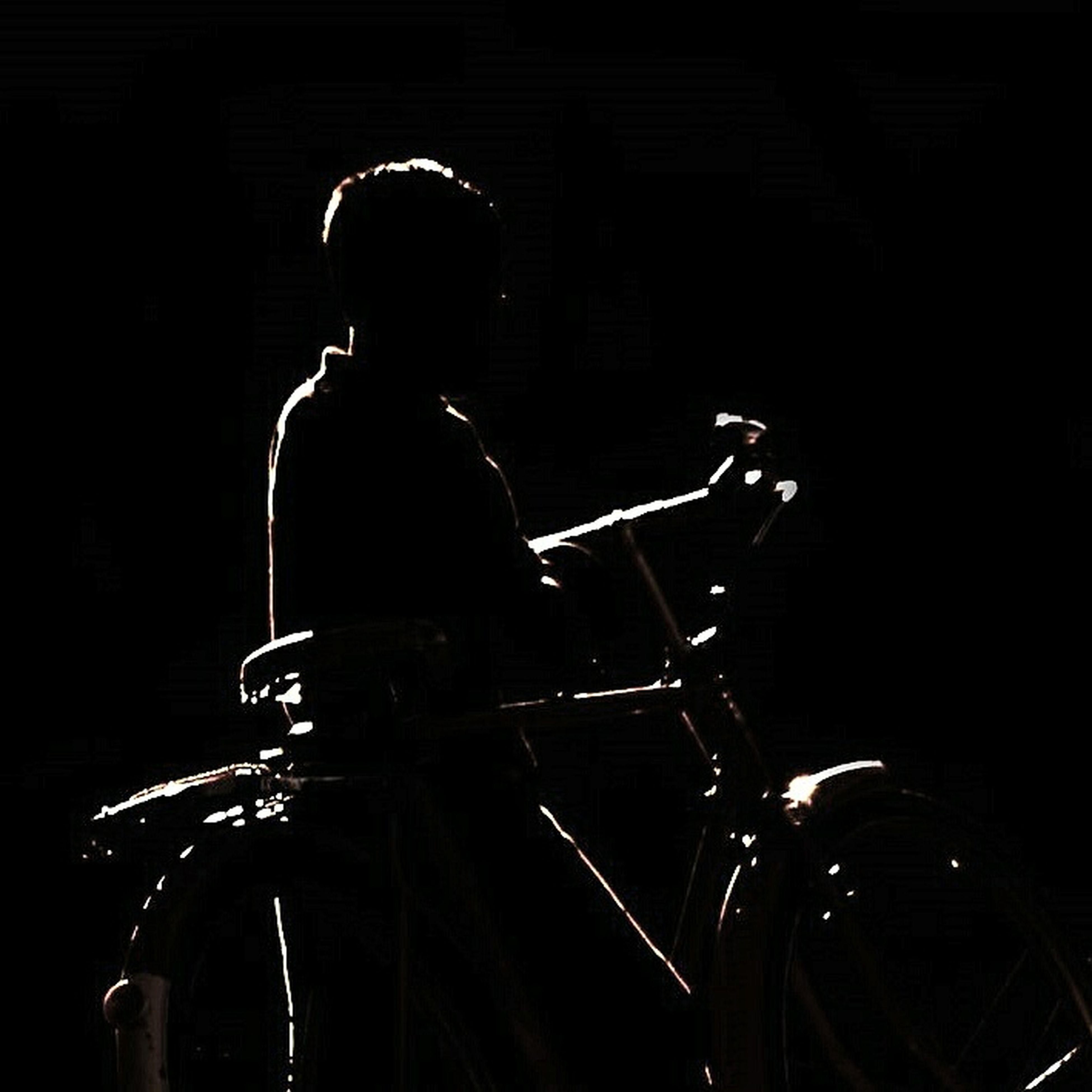 lifestyles, men, leisure activity, casual clothing, night, dark, illuminated, city life