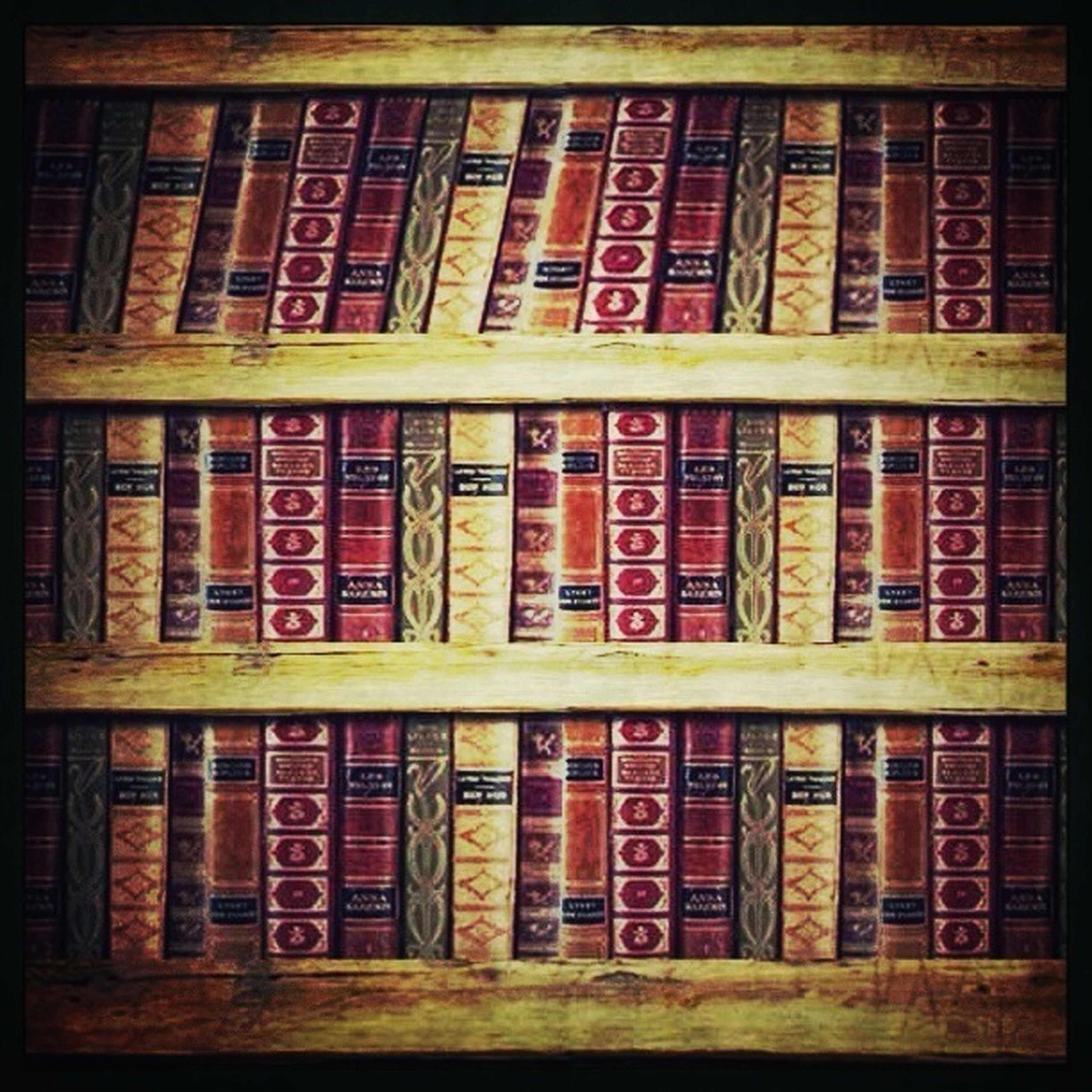 My dream is to have a library with a ladder...books upon books upon books Night Lights