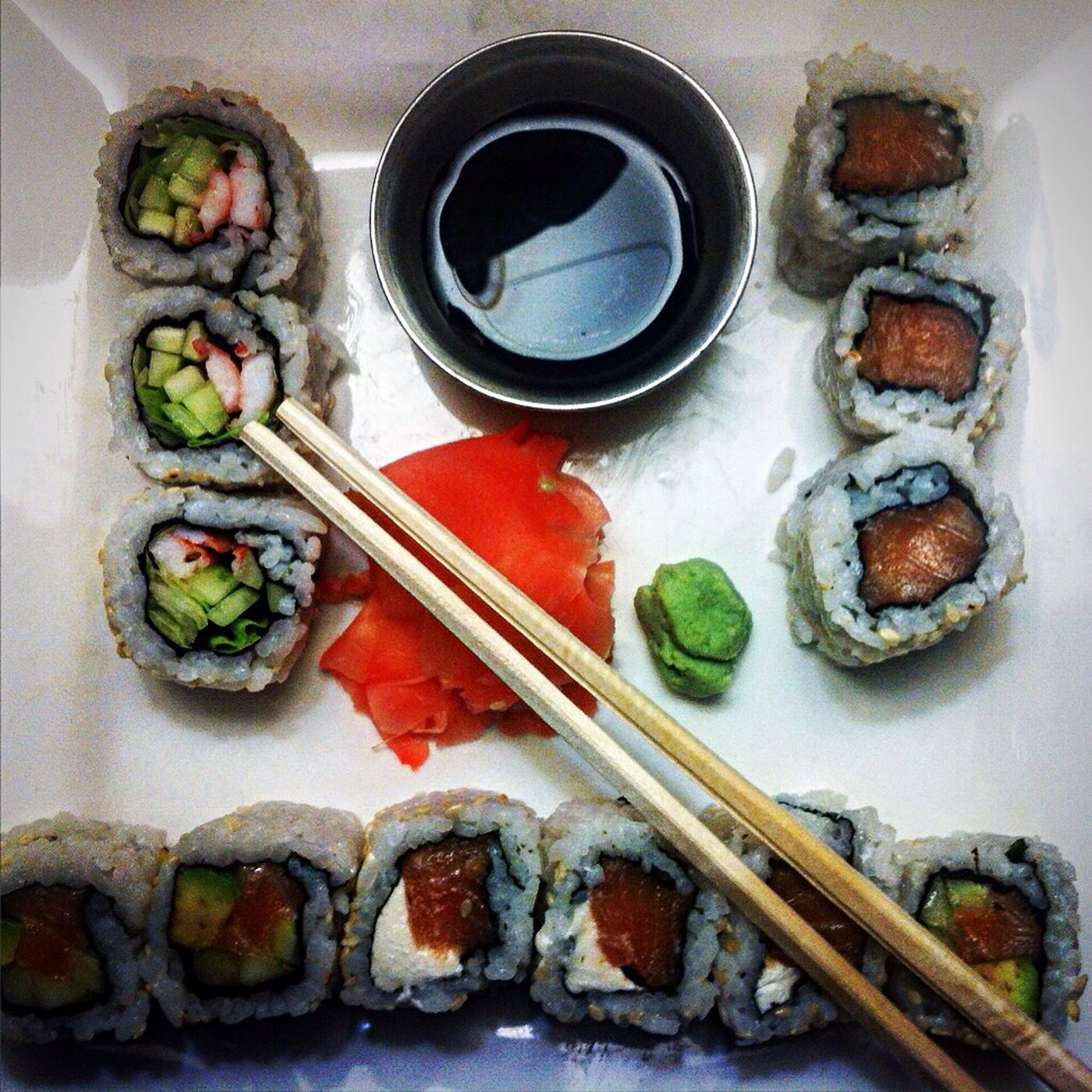 Sushi Bostonroll Phillyroll Rawfish Dinner Chopsticks Newjersey