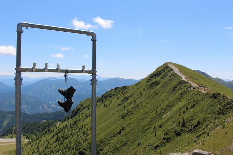 Goldeck Kärnten Mountains Shoes