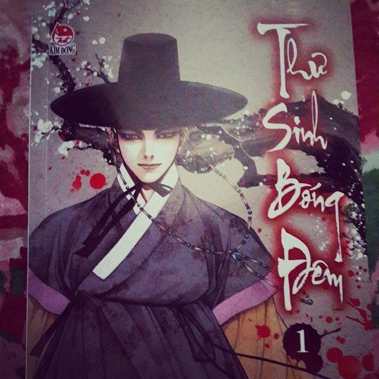 Đọc hay gì đâu á \m/ vẽ hình cũng đẹp nữa :3 Manga Vampireoftheeast Nxbkimdong