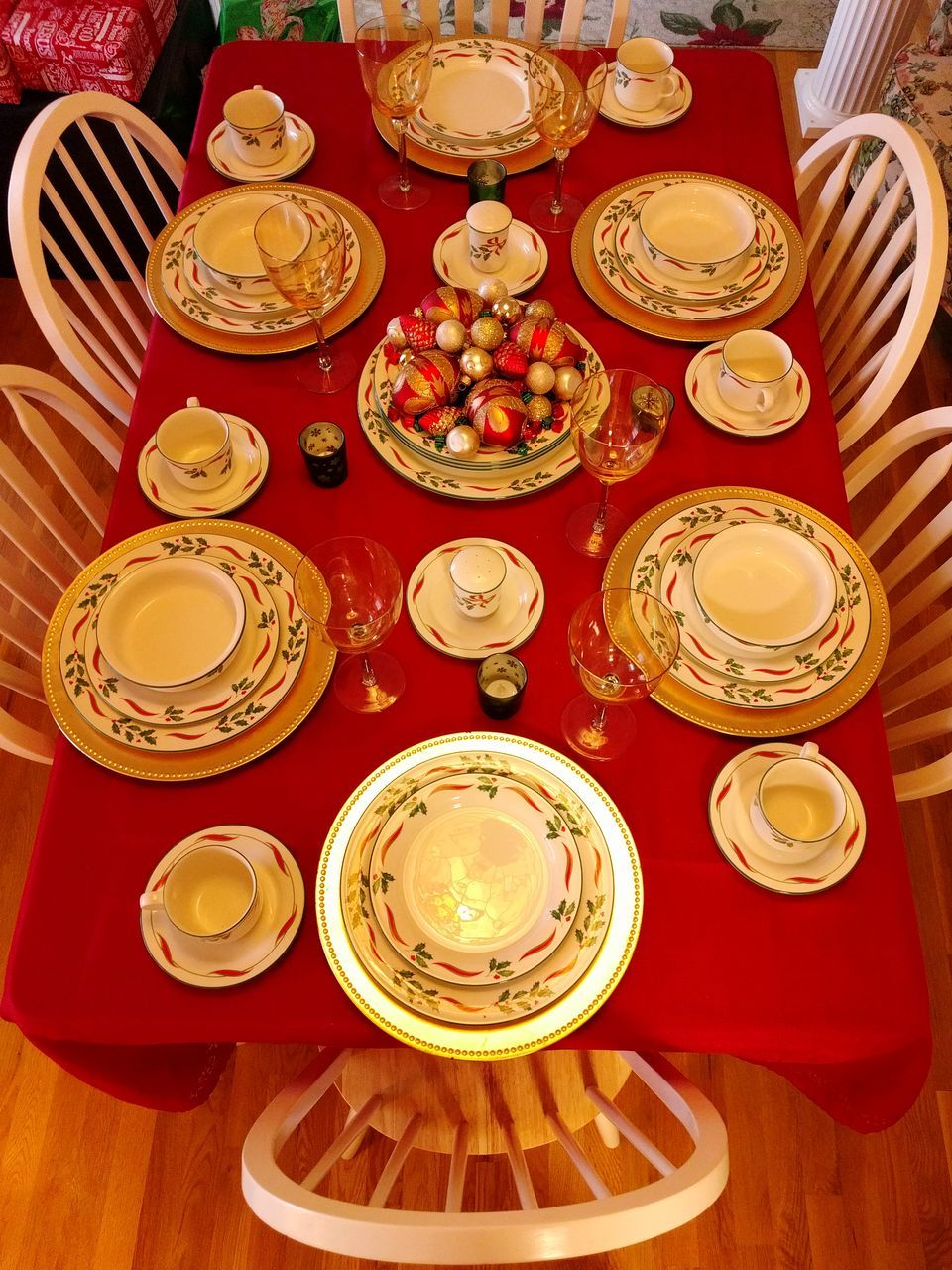 table, plate, indoors, high angle view, no people, variation, food and drink, teapot, large group of objects, dessert, food, place setting, sweet food, ready-to-eat, close-up, day