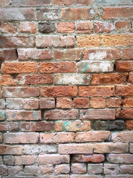 Memories Wall - Building Feature Built Structure Architecture No People Trip Viajar USA Manhattan New York Aroundtheworld Wall City Brick