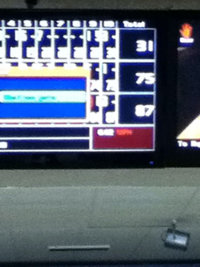 Bowling 1 of 3 I won!!