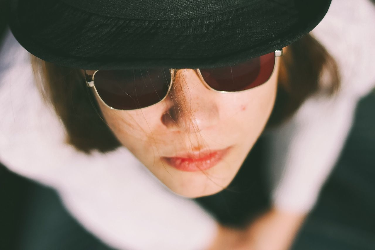 Portraits of the week Hat Headshot Real People Portrait Close-up Sunglasses Fresh On Market 2017
