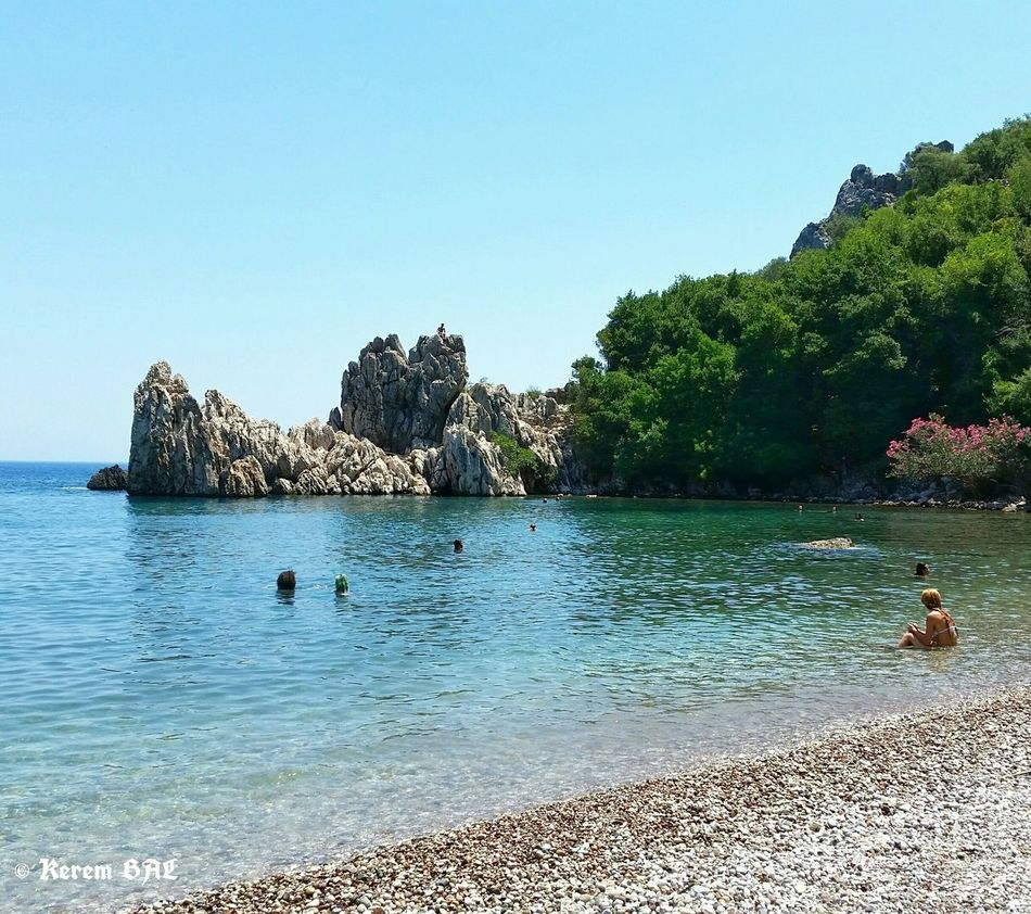 Olympos Olympos Beach Turkey Sea Summer2015 Holiday Bluesea Thebeach Deniz Kumsal 🌊🏄