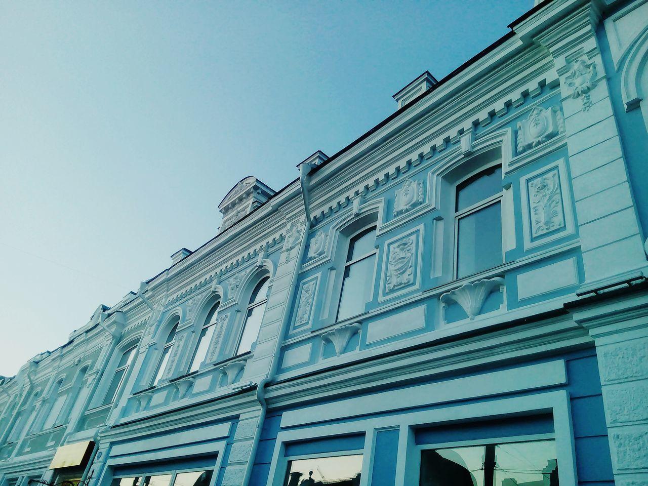 архетектура старинные усадьбы Необычноефото💁🏽 голубое небо First Eyeem Photo