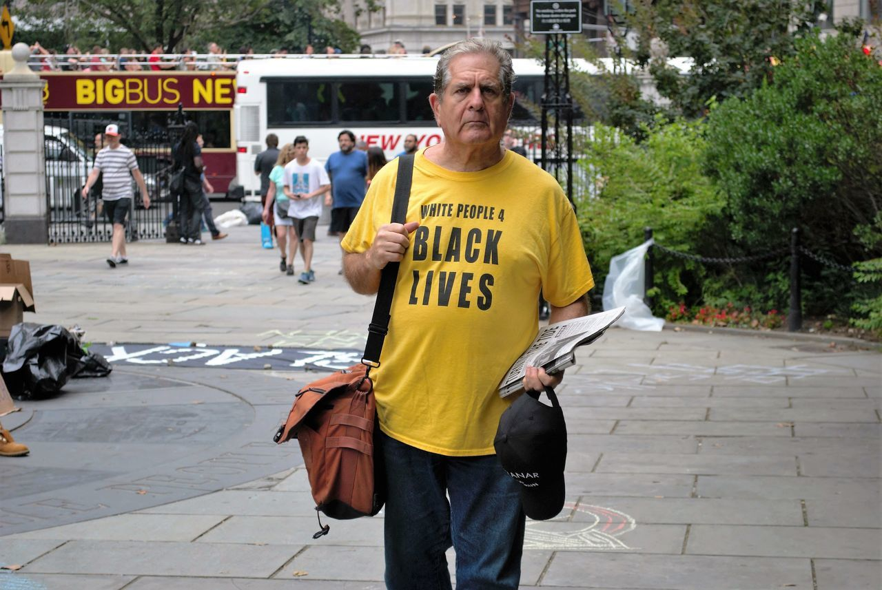 Blacklivesmatter Casual Clothing Changing The World City City Hall Park Current Events Day Freedom Of Expression Information Information Sign Leisure Activity Lifestyles MillionPeopleMarch Millionsmarchnyc NYC Street Photography Outdoors Political Protest Political Protester T-shirt Text Yellow